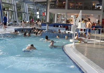 20 Treiben in der Barbarossa-Therme
