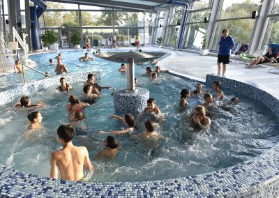21 Treiben in der Barbarossa Therme